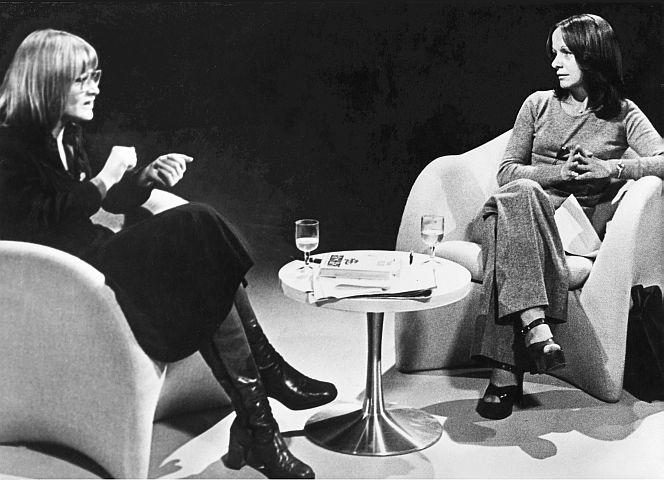 Das Streitgespräch am 6.2.1975 mit Esther Vilar.