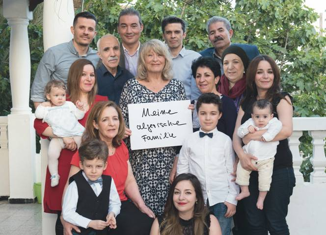 Alice Schwarzers algerische Familie. © Bettina Flitner
